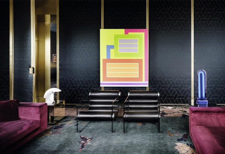 Интерьер с обложки: квартира архитектора   Луки Бомбассеи в Милане (фото 9)