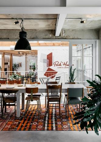 Ретро-шик: ресторан в Сиднее (фото 5.2)