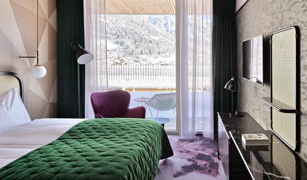 На высоте: дизайнерские отели на горнолыжных курортах (фото 15)