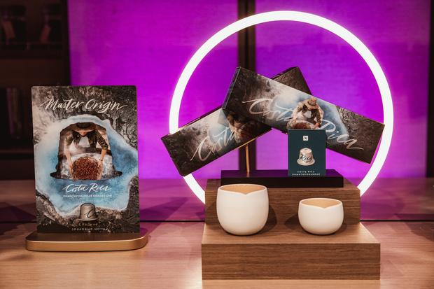 Nespresso презентовали новый бленд в «Новинском пассаже» (фото 1)