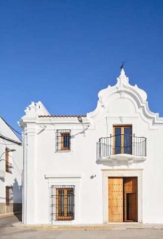 Домик в деревне: гестхаус в Испании от студии Lucas y Hernandez-Gil (фото 7.1)