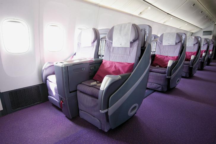 THAI Airways предложит перелеты в бизнес-классе фото [1]