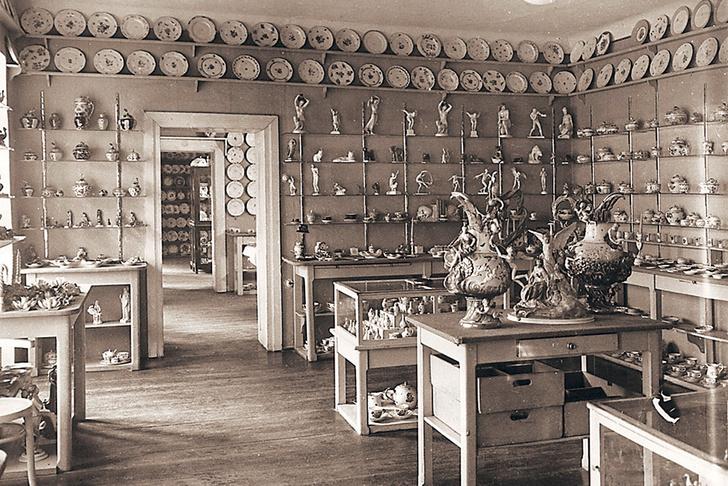 История фарфоровой мануфактуры Herend фото [3]