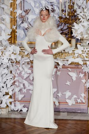 Показ Alexis Mabille коллекции сезона Весна-лето 2014 года haute couture - www.elle.ru - Подиум - фото 574433