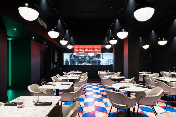 Как в кино: бар и ресторан в стиле Дэвида Линча (фото 5)