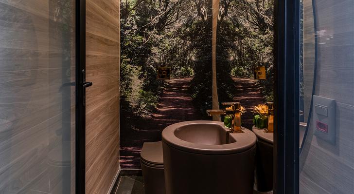 Топ-10 дизайнерских общественных туалетом мира (фото 39)