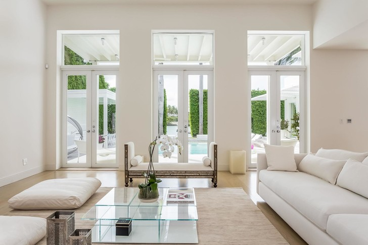 Шакира продает свой дом в Майами-Бич (фото 2)