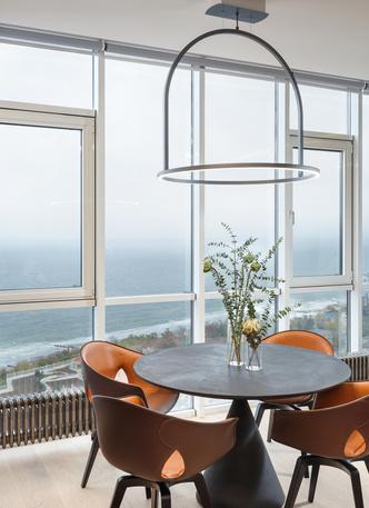У самого Черного моря: квартира 69 м² в Одессе (фото 1)