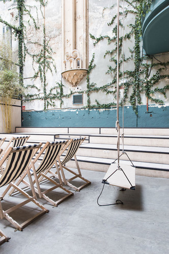 Ретро-кинотеатр в Мадриде: проект студии Plantea (фото 4.2)