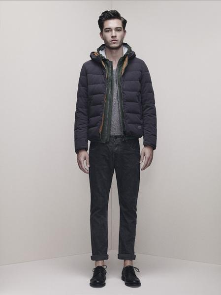 Теплая куртка от Replay
