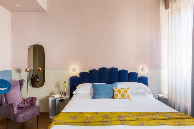 Комната в Риме: уютный бутик-отель в духе кондоминиума (фото 8)