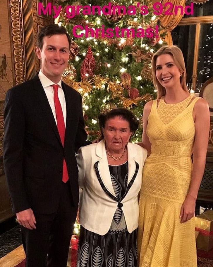 Как Иванка Трамп и Джаред Кушнер отпраздновали Рождество? (фото 1)