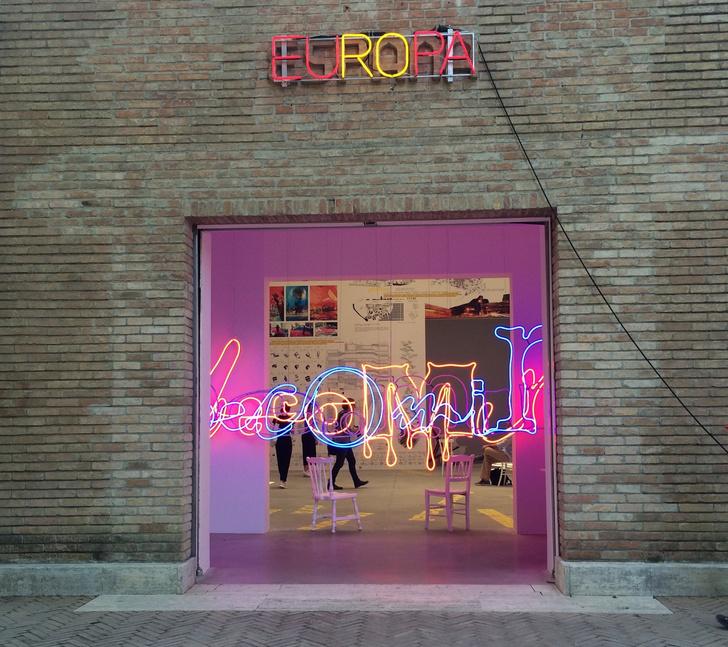 Архитектурная биеннале в Венеции. Карнавалу быть (фото 8)