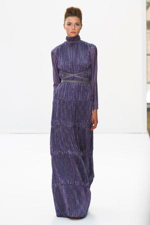 Показы мод Daks Весна-лето 2015 | Подиум на ELLE - Подиум - фото 4106