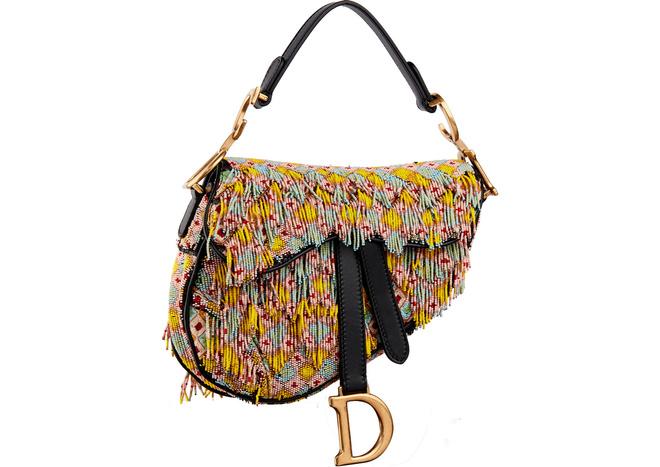 Fashion-квест: как выбрать сумку Dior Saddle Bag? (фото 6)