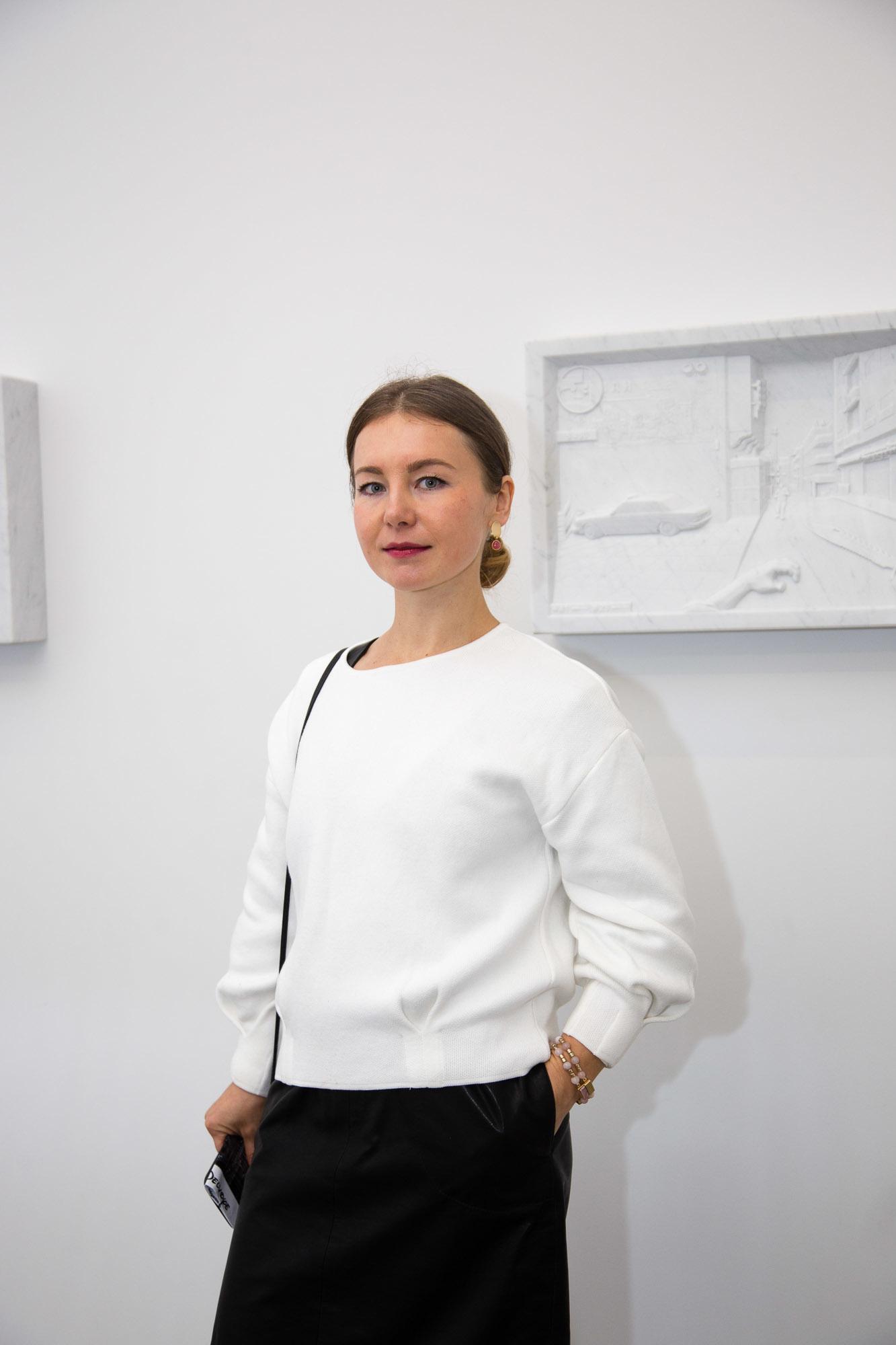 Предпоказ выставки Вима Дельвуа в Москве (галерея 2, фото 1)