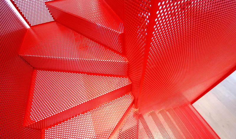 Топ-10: самые необычные дизайнерские лестницы | галерея [6] фото [5]