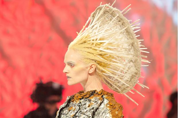 тренды окрашивания волос 2014