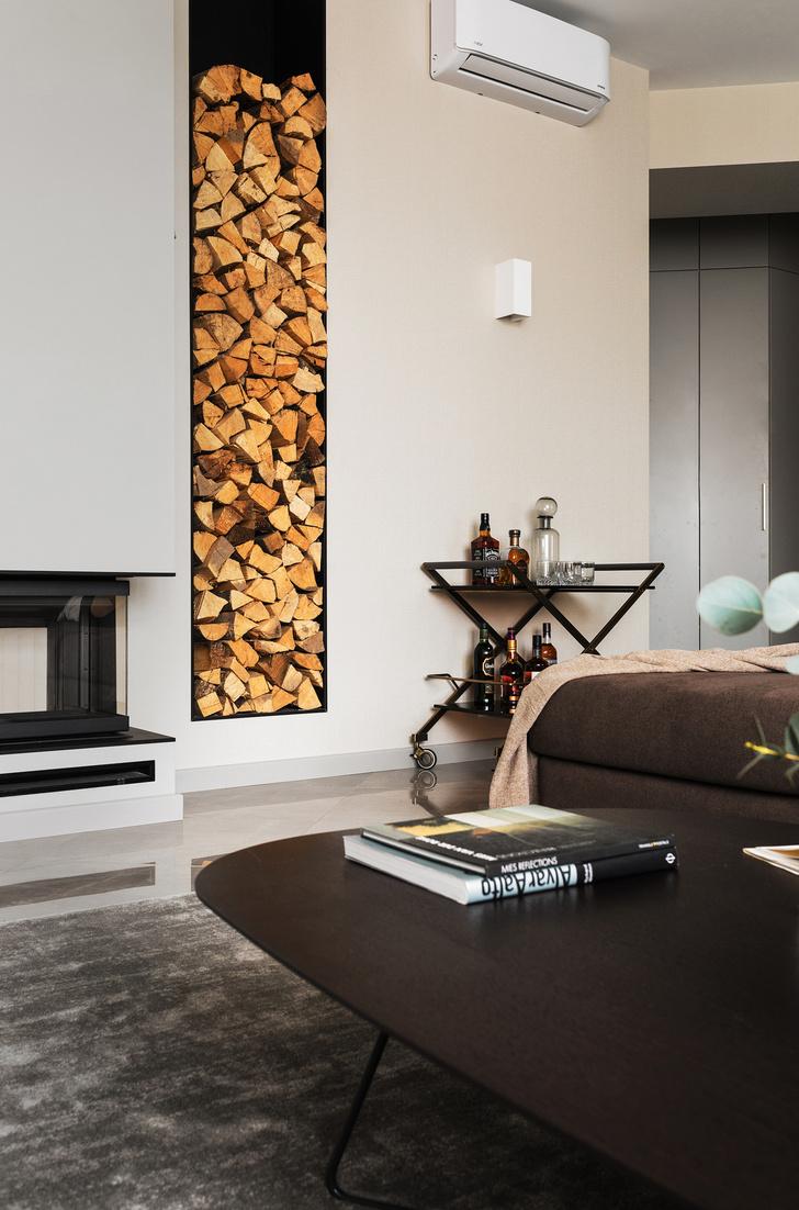 Солидная квартира 123 м² с яркими деталями (фото 17)