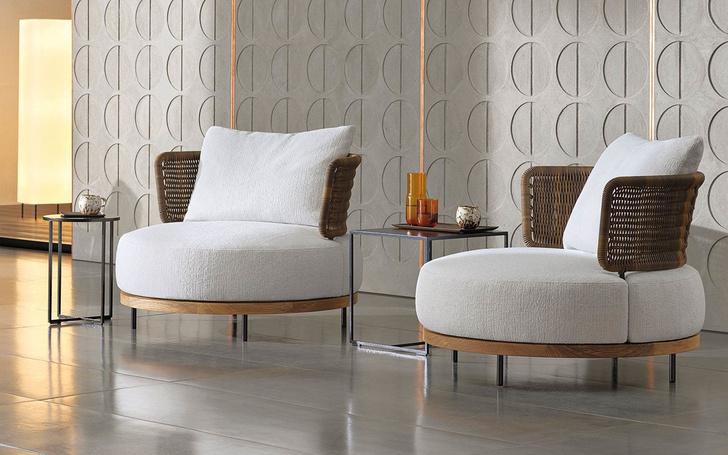 Тренд сезона: мебель из ротанга (фото 3)