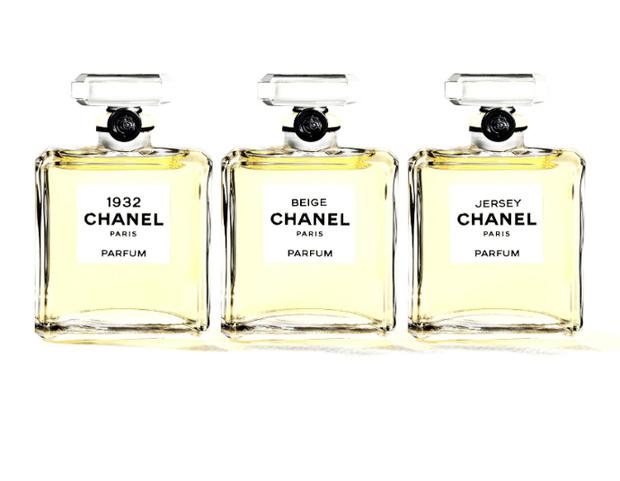 Духи 1932, Beige и Jersey от Chanel