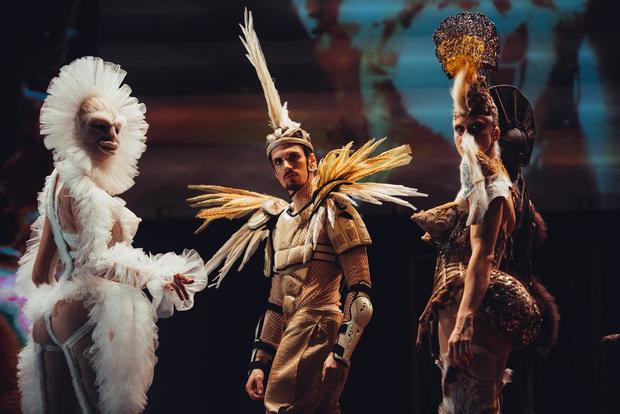 Жан-Поль Готье представит в Москве и Петербурге знаменитое Fashion Freak Show (фото 1)