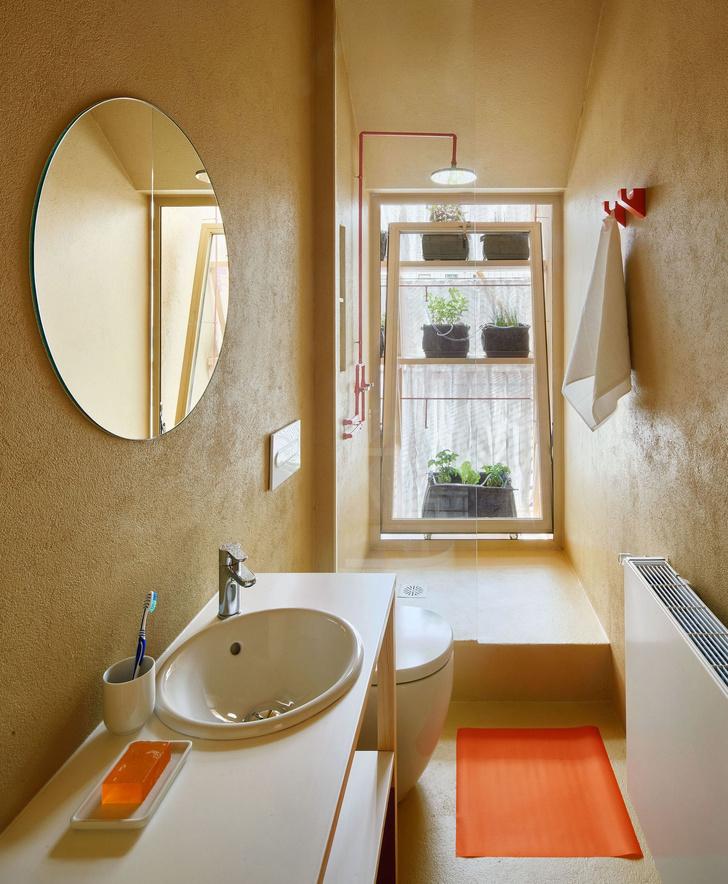Квартира 46 м²для молодого врача и его бульдога в Мадриде (фото 11)