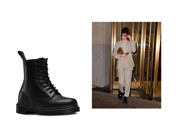 Почему самые стильные девушки носят ботинки Dr. Martens? (фото 4)