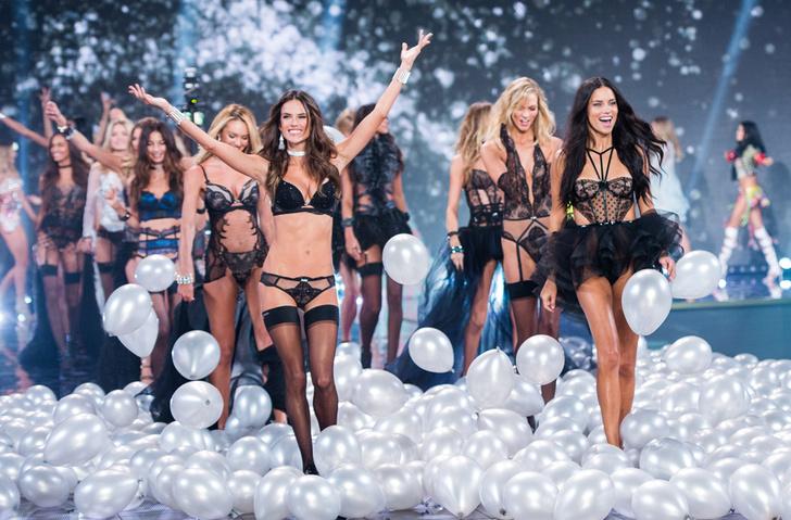 Victoria's Secret Fashin Show 2014