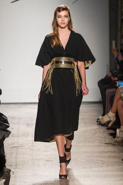 Самые красивые образы Недели моды в Милане   галерея [1] фото [21]