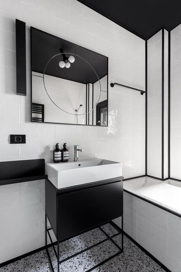 Модные цвета в ванной комнате: советы эксперта (фото 12)