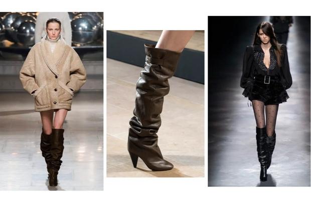 Танкетка и овчина: какую обувь мы будем носить осенью 2019 (фото 12)