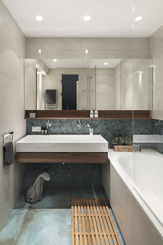 Квартира 150 м²: нескучный проект в скандинавском стиле (фото 9.1)
