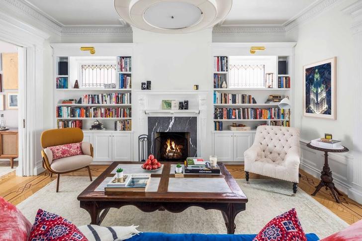 Эмили Блант и Джон Красински продают свой особняк в Бруклине фото [9]