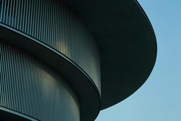 Проект музея в Китае по дизайну Тадао Андо (фото 5)