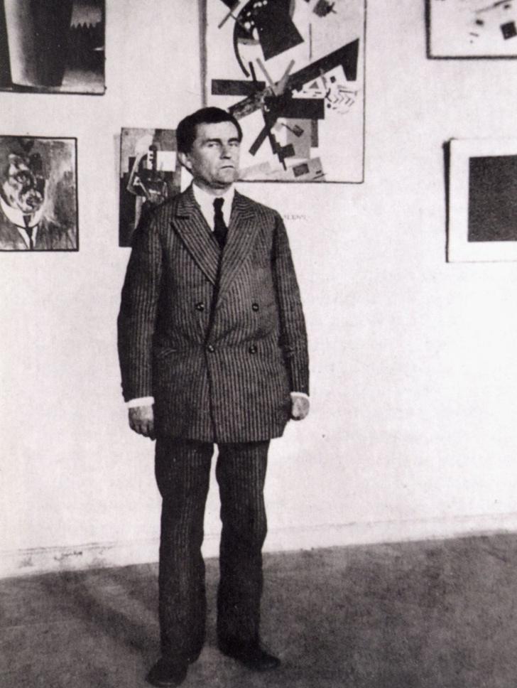 Казимир Малевич. Не только «Черный квадрат» фото [3]
