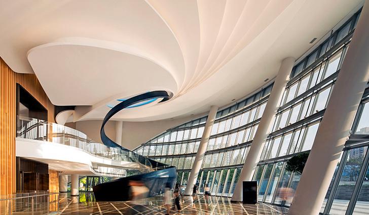 Танцевальный комплекс в Шанхае фото [6]