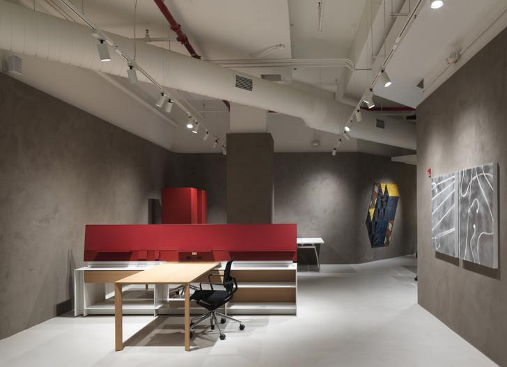 Винсент ван Дуйсен оформил бутик The Molteni Group в Нью-Йорке (фото 14)