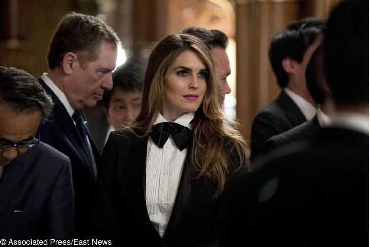 Помощница Дональда Трампа затмила Меланию на гала-вечере в Японии фото [3]