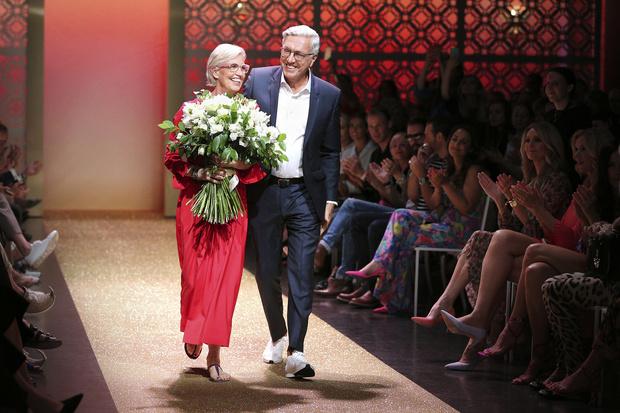 В Берлине состоялся показ Marc Cain (фото 6)