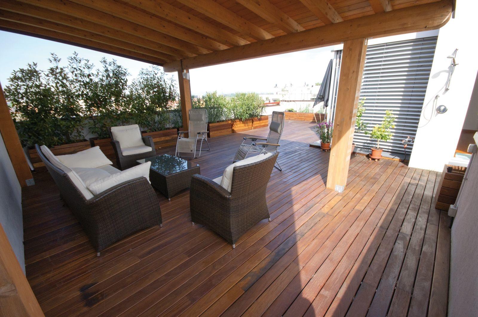 Wood and Co. Модные отделки для террас и бассейнов (галерея 21, фото 1)