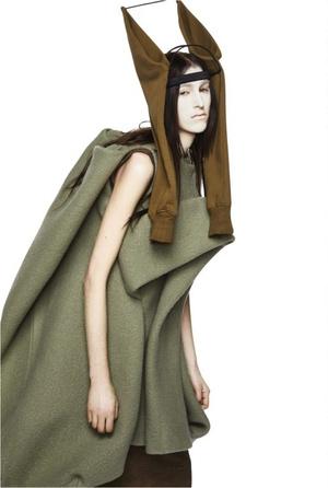 Рик Оуэнс: мебель из мрамора и рога (фото 3.1)