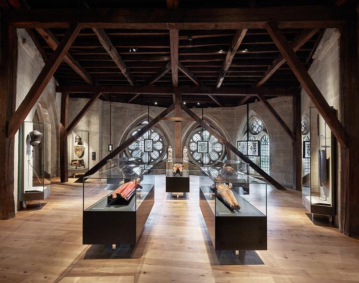 Путь к Бриллиантовой галерее: новая пристройка к Вестминстерскому аббатству (фото 14)