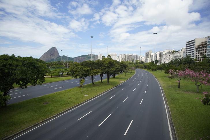 Как выглядит опустевший Рио-де-Жанейро (фото 6)