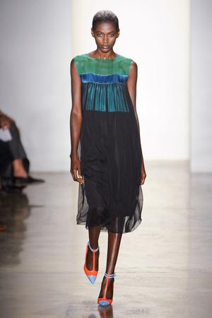 Показы мод Sophie Theallet Весна-лето 2012 | Подиум на ELLE - Подиум - фото 1991