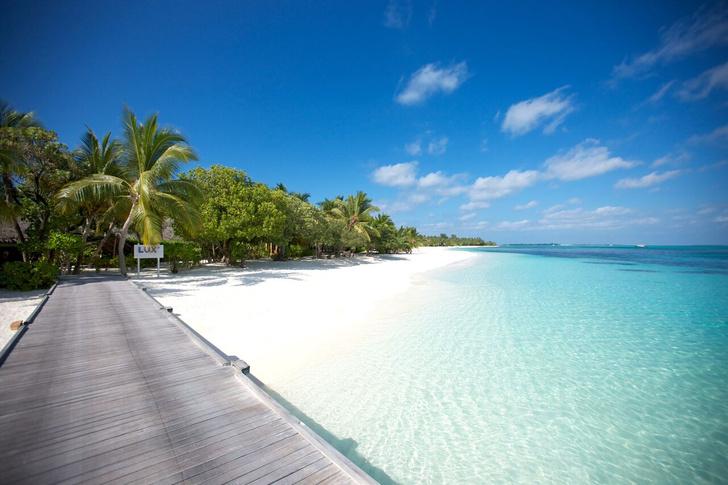 LUX* South Ari Atoll, Мальдивские острова