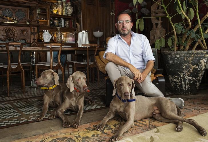 Известные дизайнеры и их собаки (фото 39)