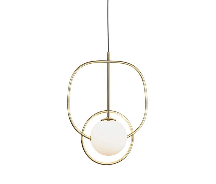 Топ-15: золотые светильники (фото 14)