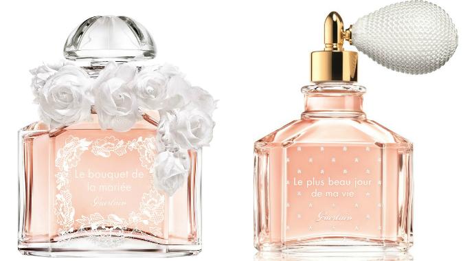 Le Bouquet de la Mariée и Le Plus Beau Jour de Ma Vie, Guerlain