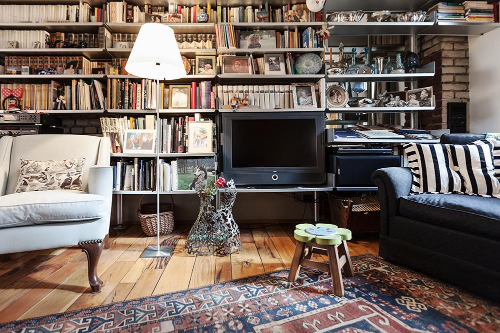 Топ-10: дизайнерские квартиры в Милане | галерея [10] фото [4]